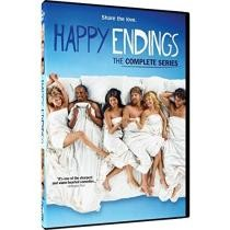 54% off Happy Endings: The Complete Series DVD