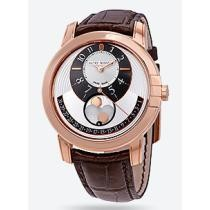54% off Harry Winston Midnight Automatic Men's 18k Rose Gold Moonphase Watch