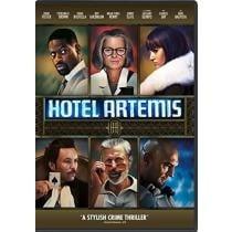 54% off Hotel Artemis DVD
