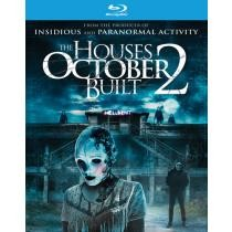 54% off The Houses October Built 2 Blu-ray