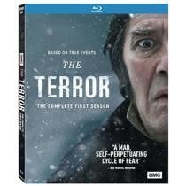 54% off The Terror: The Complete First Season Blu-ray
