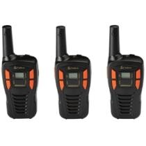 55% off 3-Pack Cobra CXT195 16-Mile GMRS 2-Way Radios