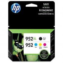55% off 4-Pack HP 952 Black/Cyan/Magenta/Yellow Ink Cartridges