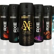 55% off 6 Pack of Axe Body Sprays + Free Shipping