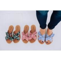 55% off Bow Top Sandals