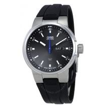 55% off Oris Williams Day Date Automatic Black Dial Men's Watch