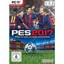 55% off Pro Evolution Soccer 2017 Steam CD Key