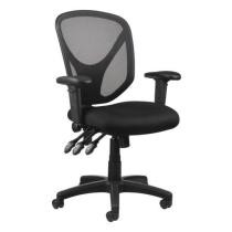 55% off Realspace Multifunction Ergonomic Super Task Chair