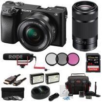 $550 off Sony Alpha a6300 Mirrorless Camera