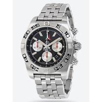 56% off Breitling Chronomat 44 Automatic Black Dial Men's Watch
