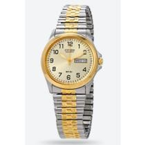 56% off Citizen Quatz Gold Dial Expansion Band Men's Watch