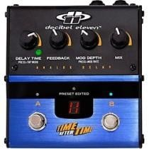 56% off Decibel Eleven Time after Time Analog Delay Effects Pedal