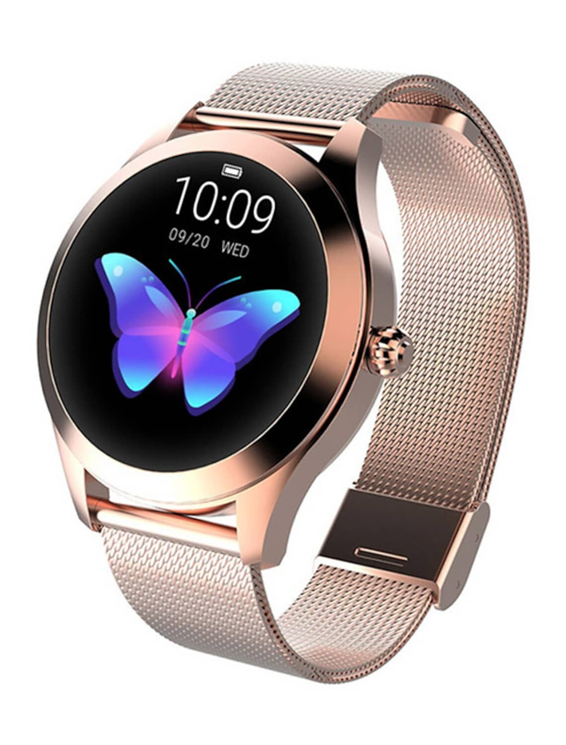 44% OFF+Free Shipping Fitness Tracker Bluetooth Smartwatch  Code: ANNIE