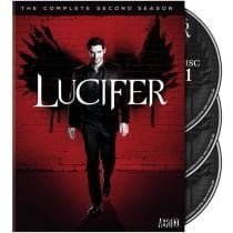 56% off Lucifer: The Complete Second Season DVD