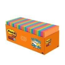 """56% off Post-it Super Sticky Notes, 3"""" x 3"""", 24-Pack + Free Shipping"""