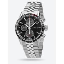 56% off Raymond Weil Freelancer Chronograph Automatic Black Dial Men's Watch
