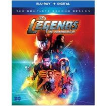 57% off DC's Legends of Tomorrow: The Complete Second Season Blu-ray