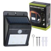 57% off LED Solar Power PIR Motion Sensor Wall Light + Free Shipping