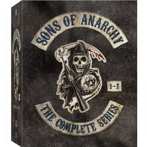 57% off Sons of Anarchy: The Complete Series Blu-ray