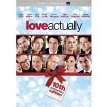 58% off Love Actually DVD