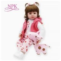 58% off NPK Bebes Reborn Doll