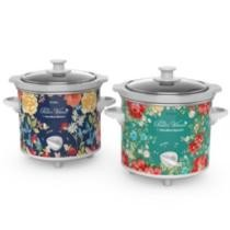 58% off Pioneer Woman 1.5 Quart Slow Cooker (Set of 2)