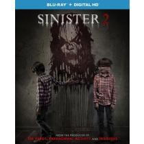 58% off Sinister 2 Blu-ray
