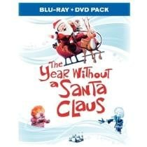 58% off The Year w/out a Santa Claus Blu-ray