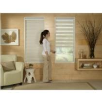 59% off Elegance Zebra Light Filtering Roller Window Shades