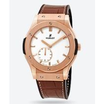 59% off Hublot Classic Fusion Classico Ultra Thin 18k Rose Gold Men's Watch