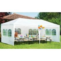 60% off 10'x30' Upgrade Spiral Tube Gazebo Wedding Canopy Party Tent