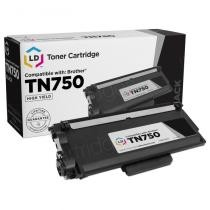 60% off Compatible Brother TN750 High Yield Black Toner