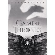 60% off Game of Thrones: Season 3-4 DVD