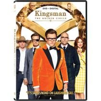 60% off Kingsman: The Golden Circle DVD