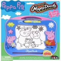60% off Peppa Pig Travel Magna Doodle Magnetic Drawing Toy