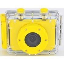 60% off Sharper Image 1080P Action Camera - Yellow