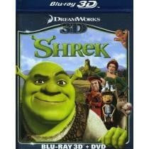 60% off Shrek Blu-ray