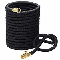 60% off Upgraded Design Premium Expandable Garden Hose w/ Brass Connector