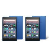 "60% offAmazon Fire HD 8"" IPS 16GB Alexa-Enabled Tablet 2-pack"
