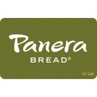 $60 Panera Gift Card (Email Delivery)