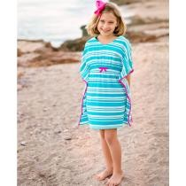 62% off Key West Stripe Kaftan Cover-Up