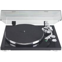 62% off Teac TN-350-MB 2-Speed Belt-Drive Turntable w/ S-Shaped Tone Arm - Black + Free Shipping