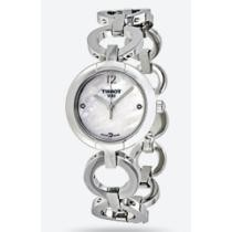 63% off Tissot White Mother of Pearl Diamond Dial Ladies' Watch