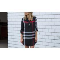 63% off Women's Plaid Dress