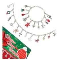 64% off Ladie's Advent Calendar Bracelet & Necklace
