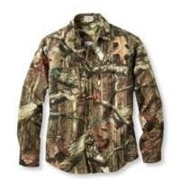 64% off Men's Hunter's Lightweight Camo Shirt
