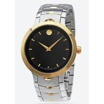 64% off Movado Luno Black Dial Men's Watch
