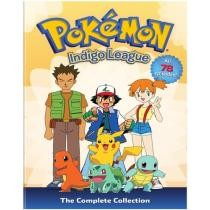 64% off Pokemon: Indigo League - The Complete Collection DVD