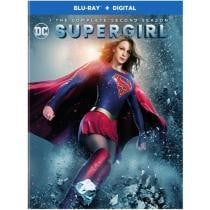 64% off Supergirl: The Complete Second Season Blu-ray