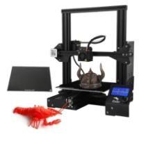 65% off Creality 3D Ender 3X Upgraded High-Precision DIY 3D Printer Kit